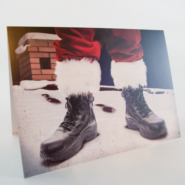 Warson Brands Holiday Card